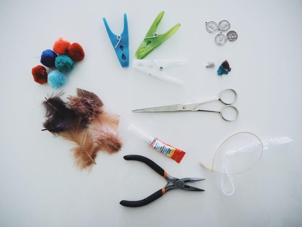 #DIY PomPom Sandalen - inspired by Aquazzura