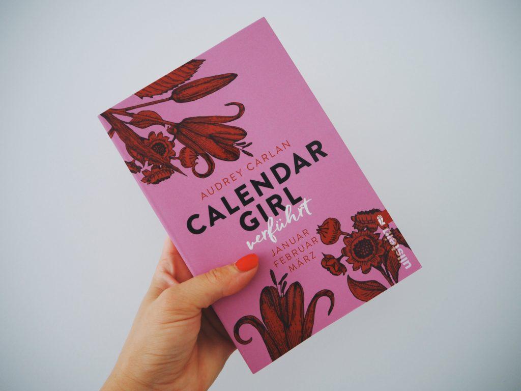 """Buchempfehlung """"Calendar Girl – verführt"""""""
