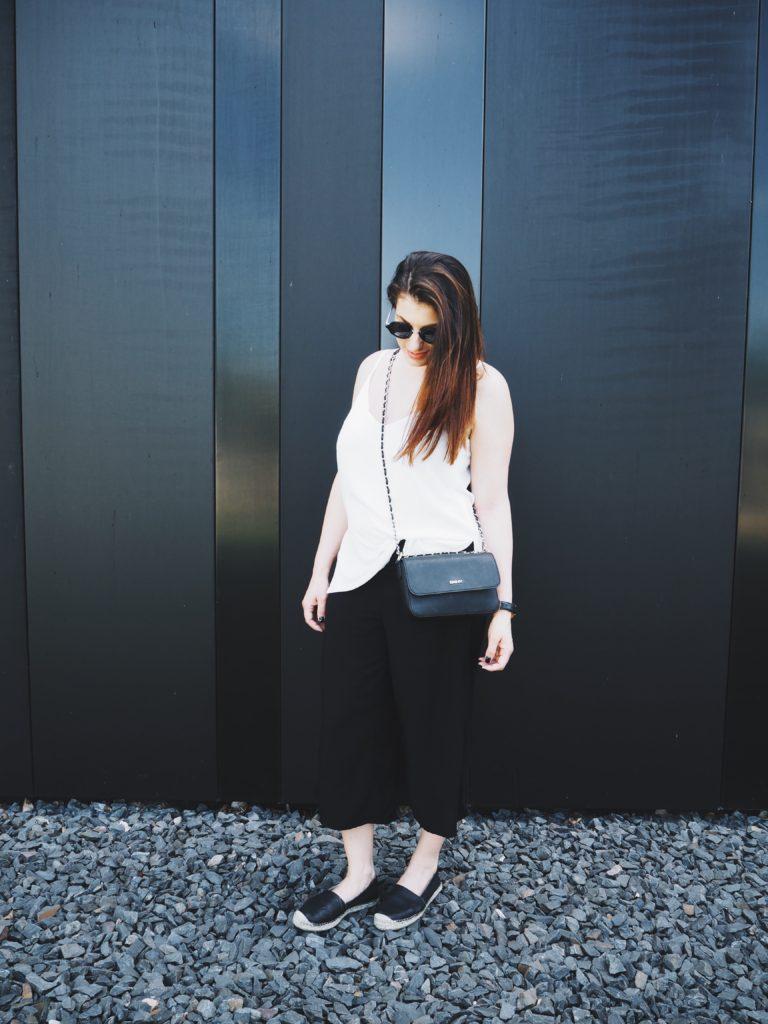 #Outfit: Culotte Hose