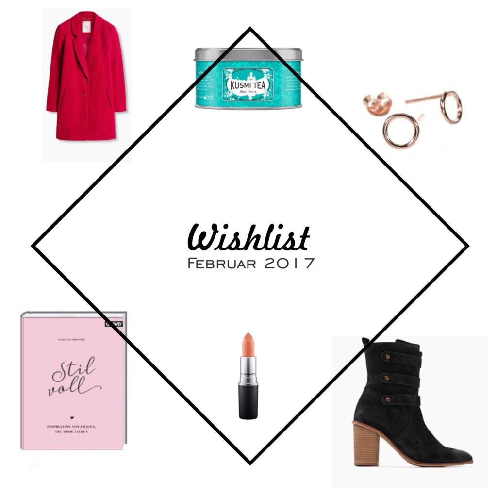 #Wishlist – Februar 2017