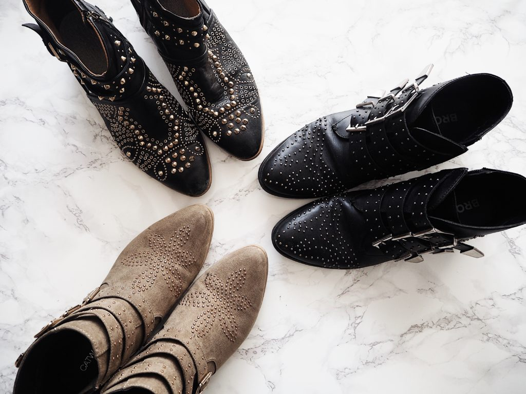 These Boots Are Made for Walkin' – Nietenboots