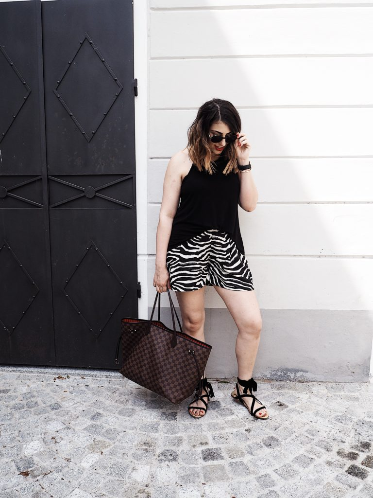 #Outfit: Summer in the City & wieso mich Instagram nervt!