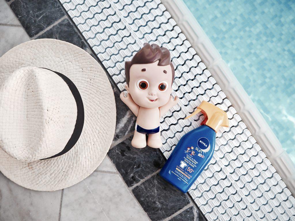 Nivea Sonnenpuppen Lotte & Max und wieso Sonnenschutz so wichtig ist!