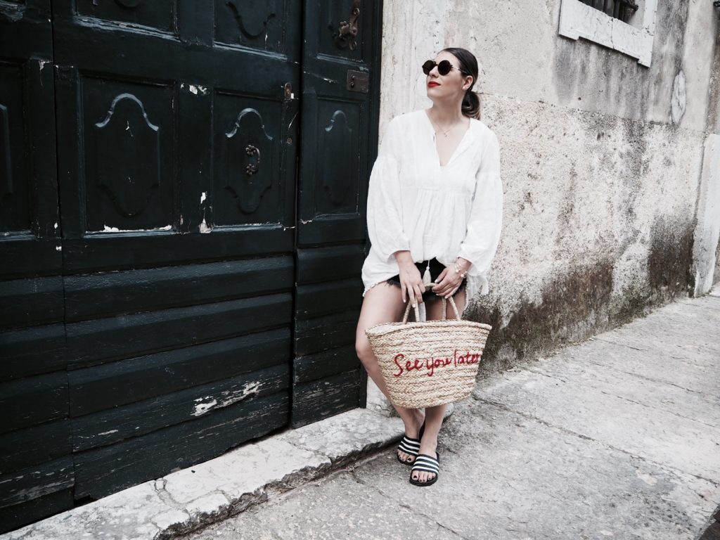 #Outfit: When in Italy…