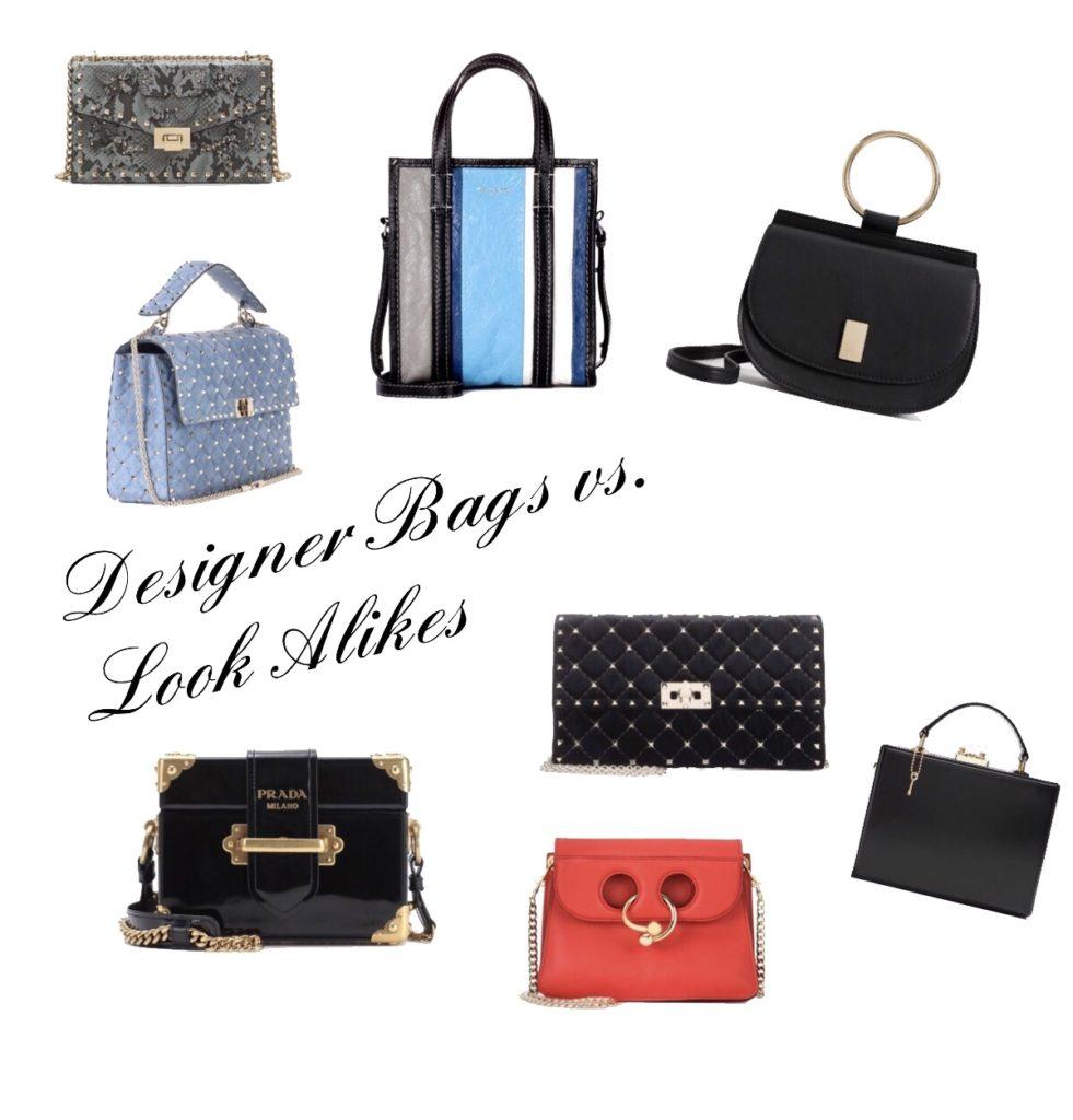 Designer Bags vs. Look Alikes – Die schönsten Modelle der Saison