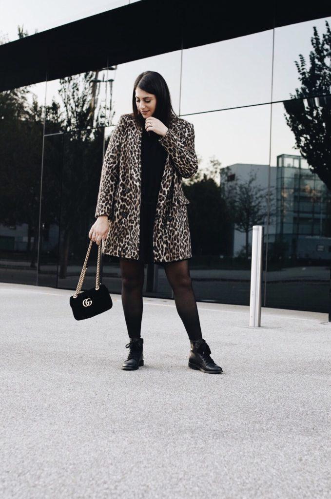 #Outfit: Leopard Coat