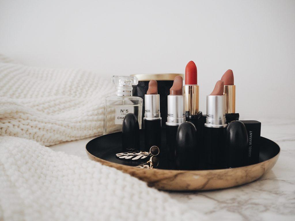 Meine Top 5 Lippenstifte