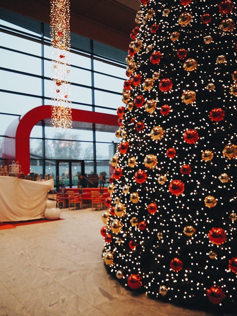 Weihnachtsshopping im max.center Wels