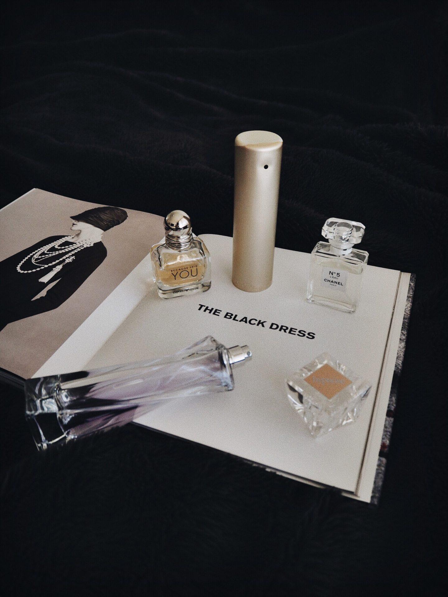 Meine liebsten Parfums