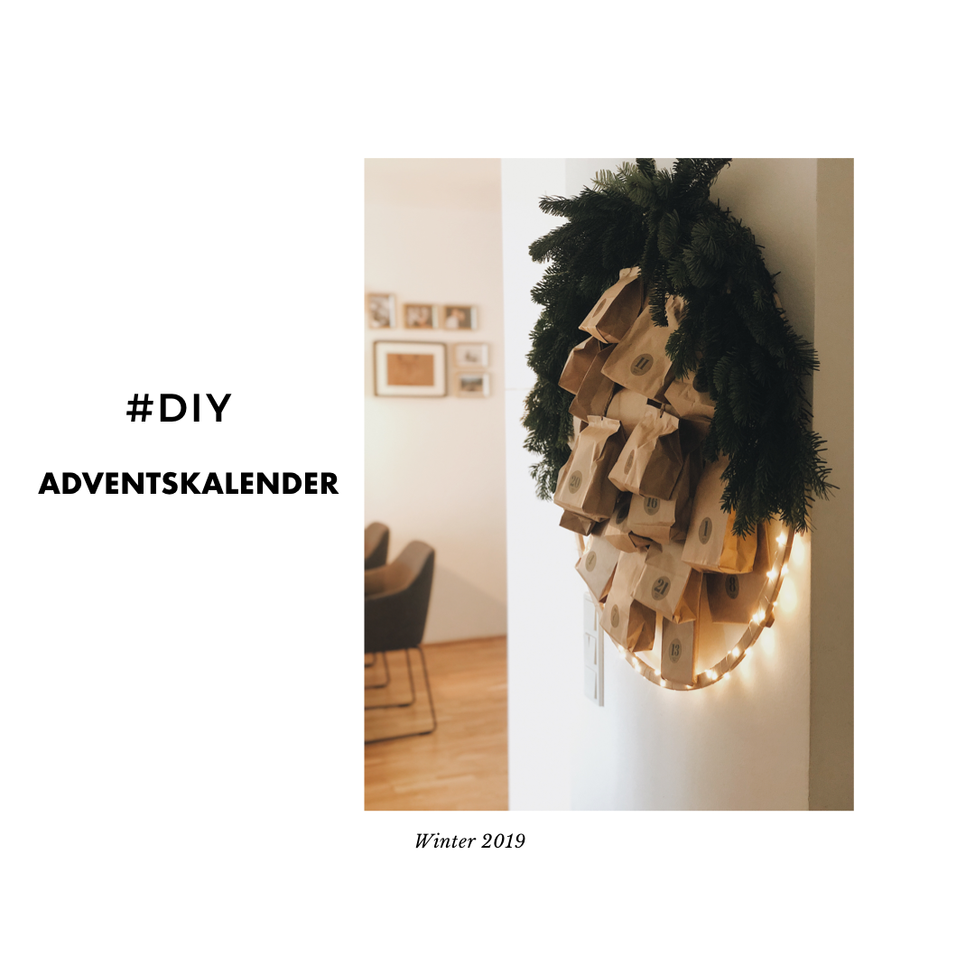 DIY: Unser Adventskalender 2019