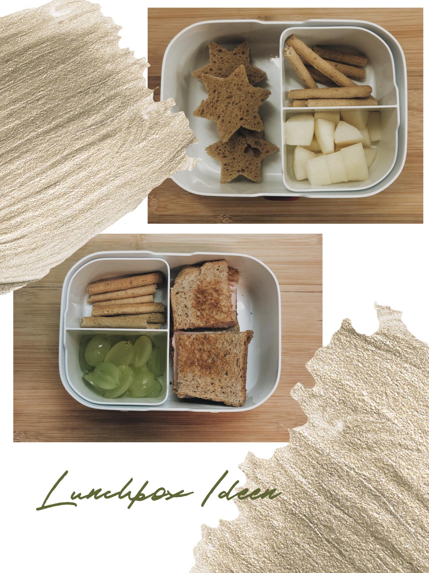 #Momlife: Lunchbox Ideen für den Kindergarten