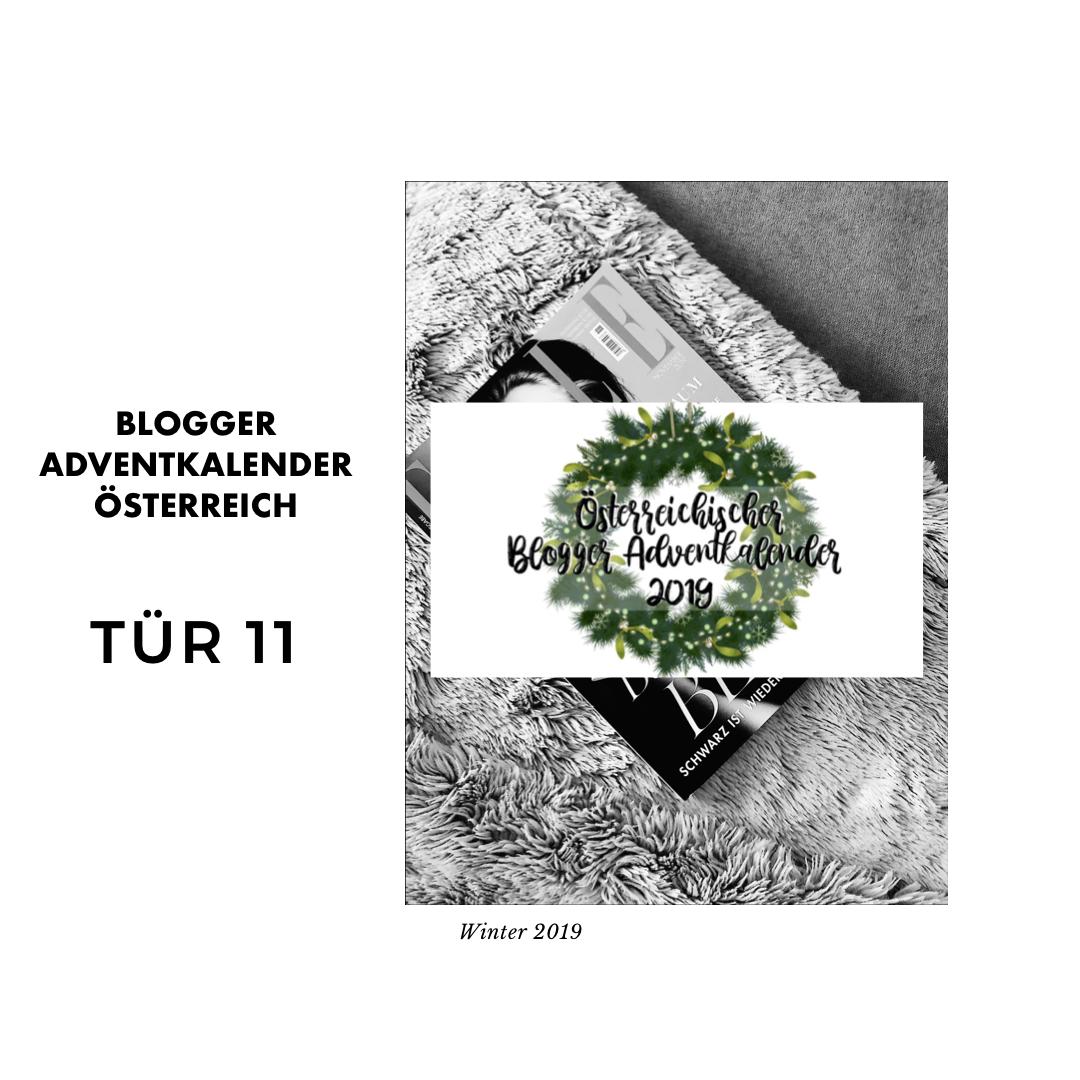 Blogger Adventkalender Österreich: Tür No. 11